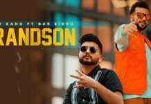 GRANDSON punjabi song Lyrics–Taaj Kang Gur Sidhu